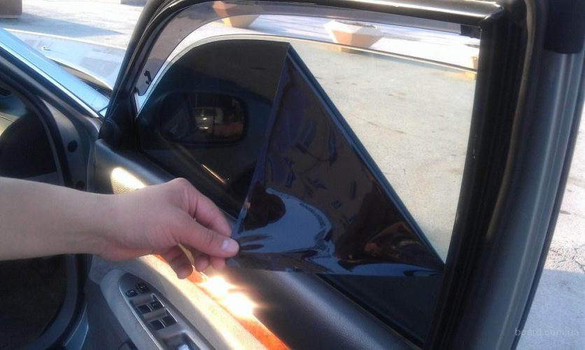 фото растонировка авто